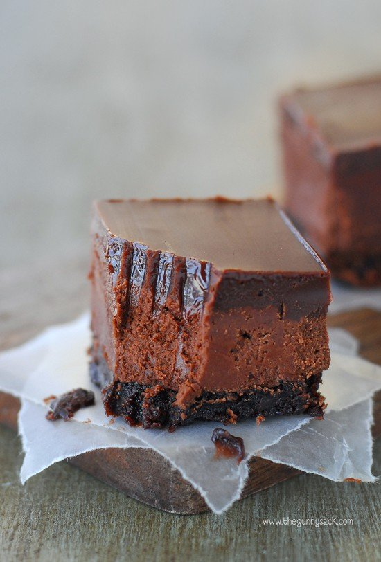 Chocolate Truffle Bars