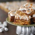 Nutella S'mores Bars Recipe