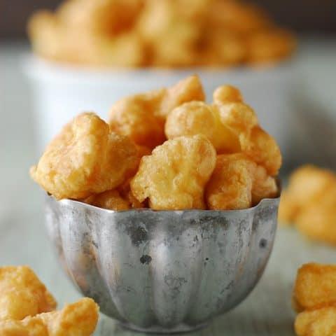 Peanut Butter Puffcorn