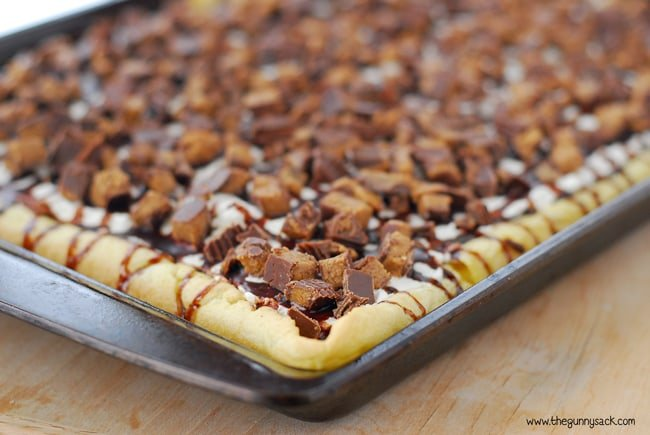 Peanut Butter Dessert Recipe