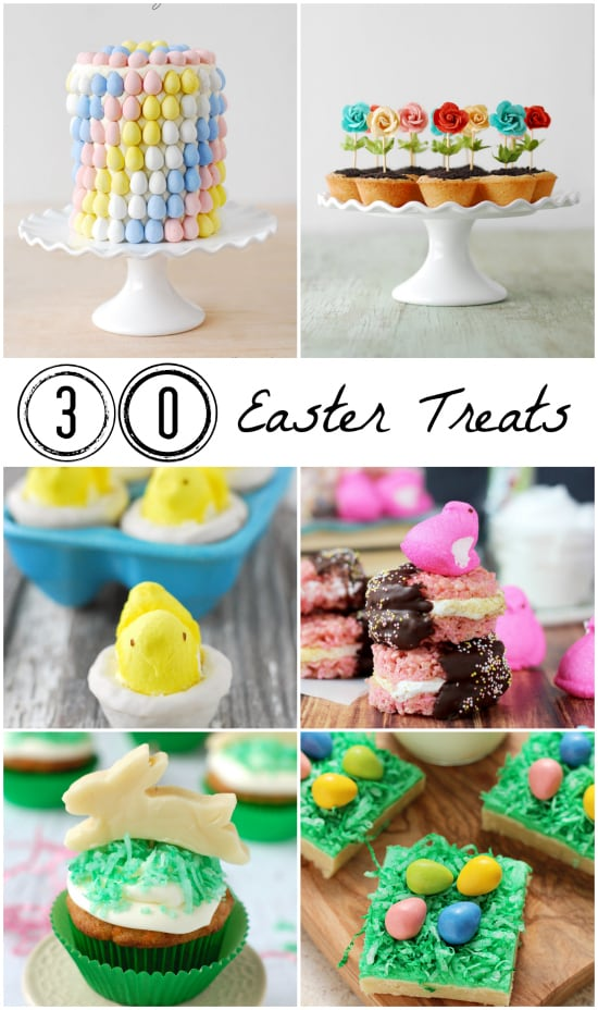 30 Easter Treats