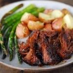 BBQ Pot Roast