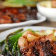 Barbecue Pot Roast Recipe