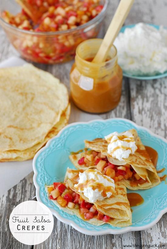 breakfast fruit recipes rare fruits