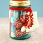 Ice Skating Date In A Jar