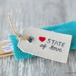 State Of Love Craft Stick Puzzle