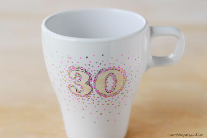 Birthday Coffee Mug
