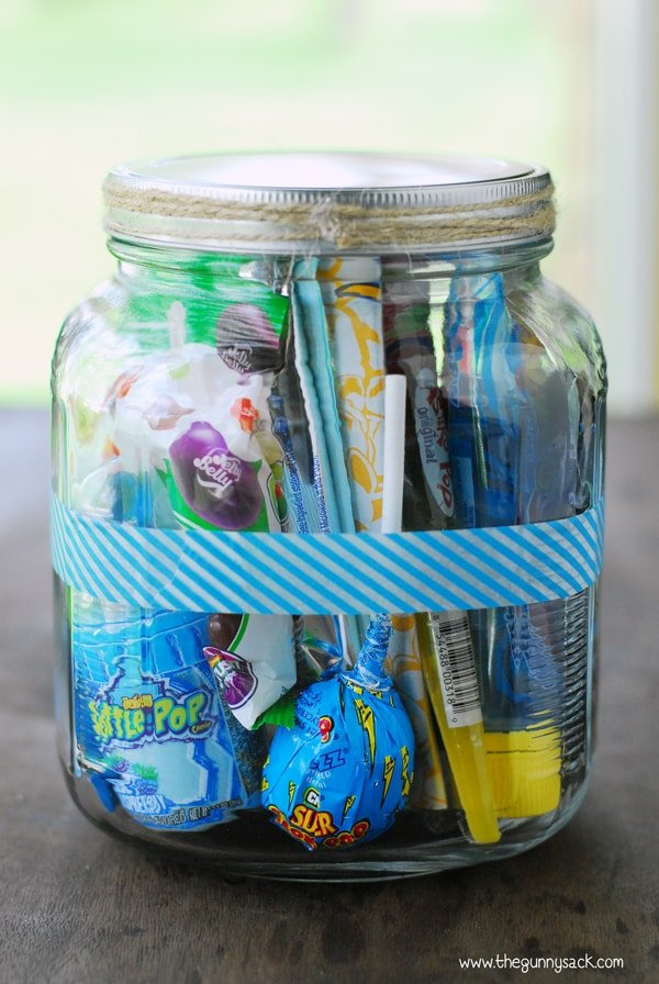 Gifts In A Jar For Guys