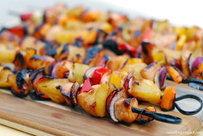 Grilled Tofu Kabobs With Spicy Marinade Recipes — Dishmaps
