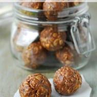 No Bake Nutella Energy Bites Recipe