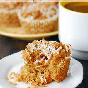 Pina Colada Muffin Recipe