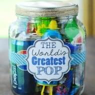 World's Greatest Pop Gift In A Jar