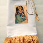 Easter Dish Towel