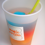 Magic Potion Rainbow Drink
