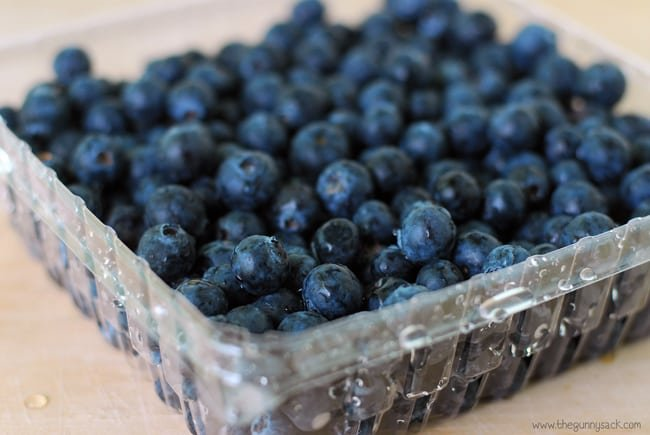 Fresh Blueberries #WalmartProduce