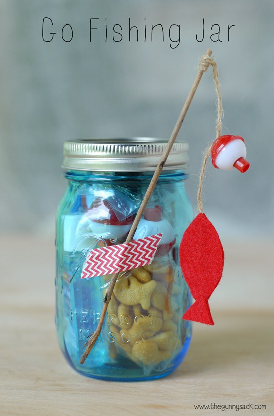 Go Fishing Jar Tutorial eHow