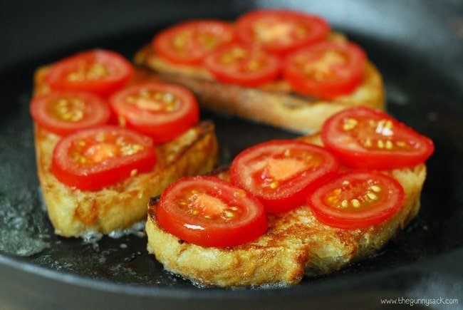 Fried Tomatoes Recipe