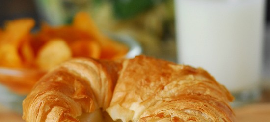 The Best Ham And Cheese Croissants
