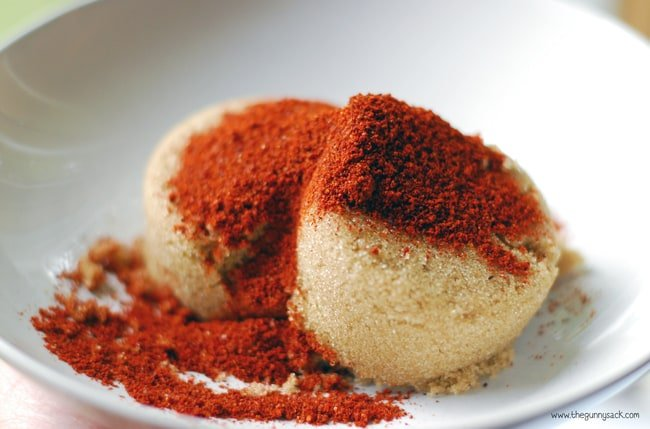 brown sugar spice coating