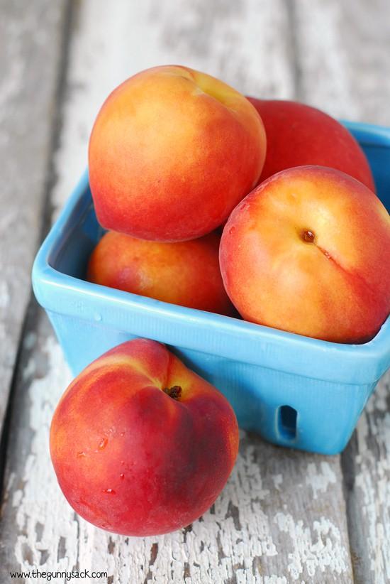 Fresh Peaches #WalmartProduce