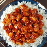 Orange Chicken 30 Minute Skillet Recipe