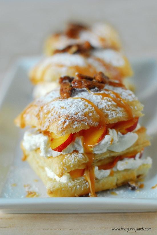Peach Dessert Recipe #WalmartProduct