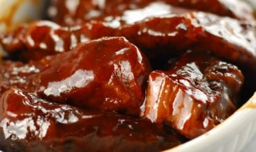 Slow Cooker Barbecue Ribs Recipe