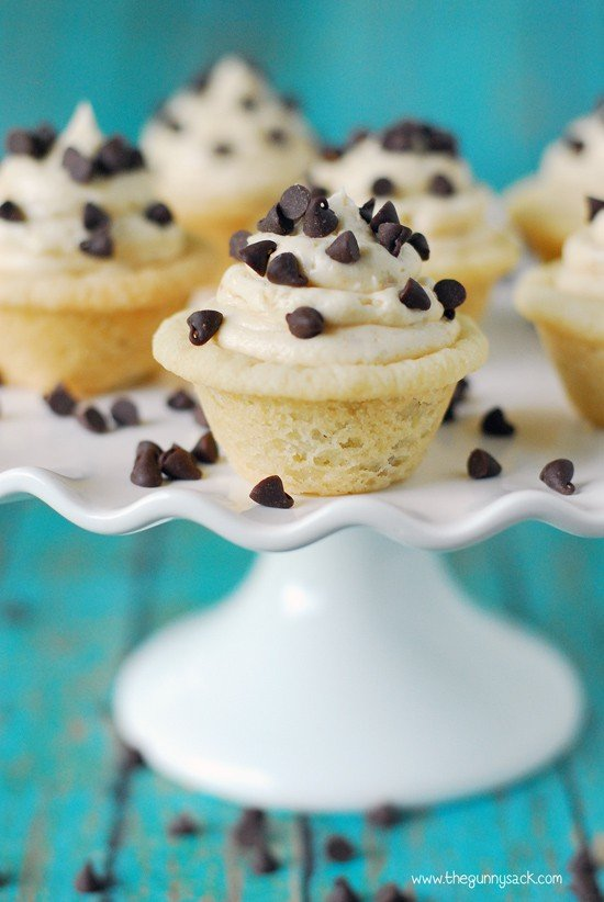 Peanut Butter Cookie Cups