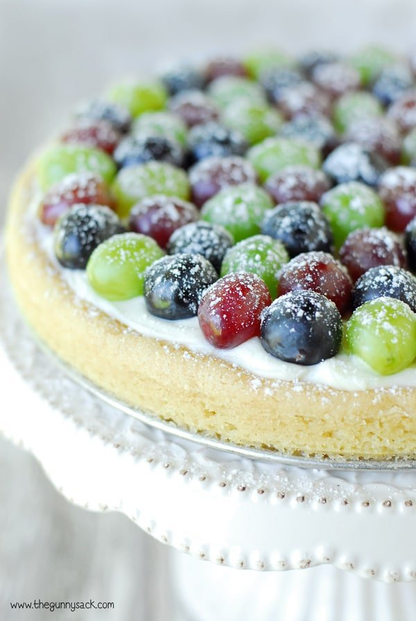 Triple Grape Dessert Recipe #walmartproduce