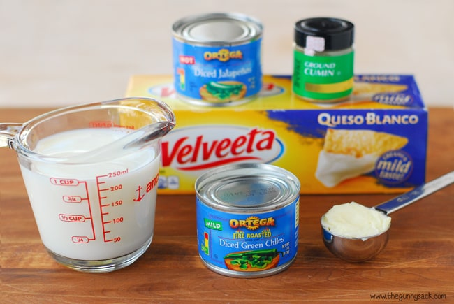 Easy Queso Blanco Recipe – White Cheese Dip
