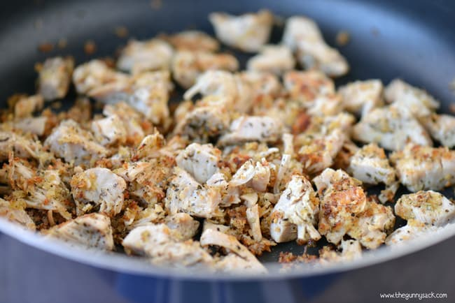 Parmesan turkey recipe