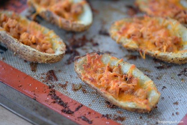 Potato Boats Recipe