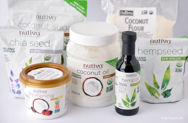 Nutiva products
