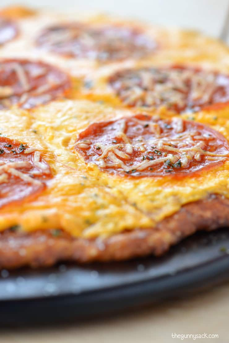 Pretzel Pizza Recipe The Gunny Sack