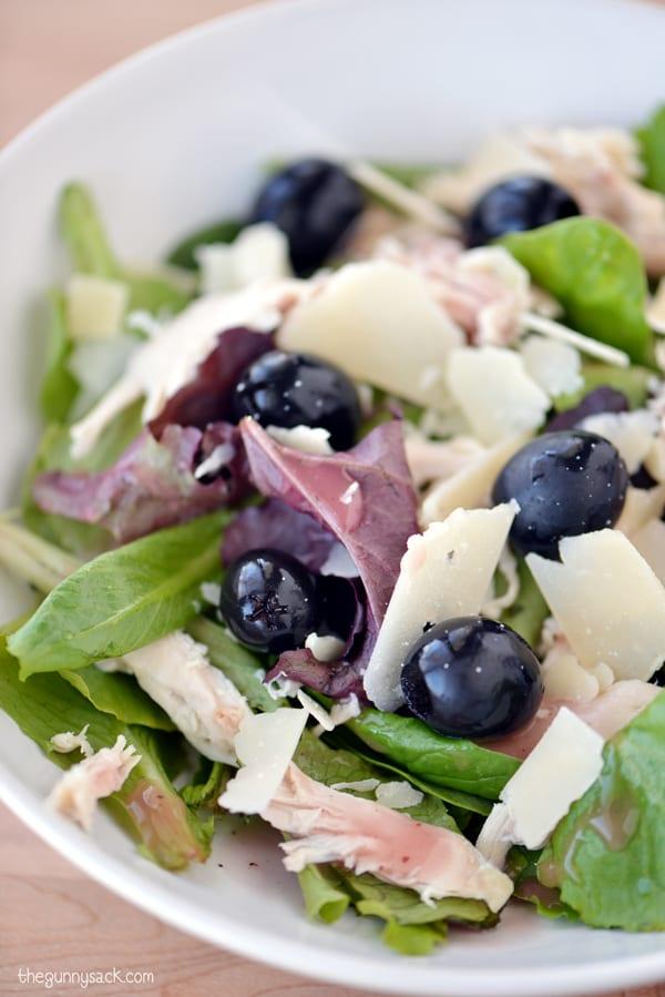Spring Mix Salad