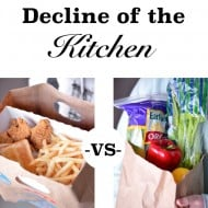 Decline of the Kitchen