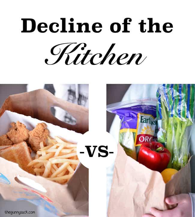 Decline Of The Kitchen