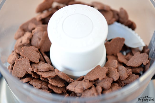 Chocolate Bunny Graham Crackers