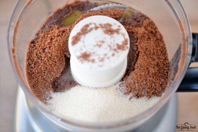 Chocolate Graham Cracker Crust
