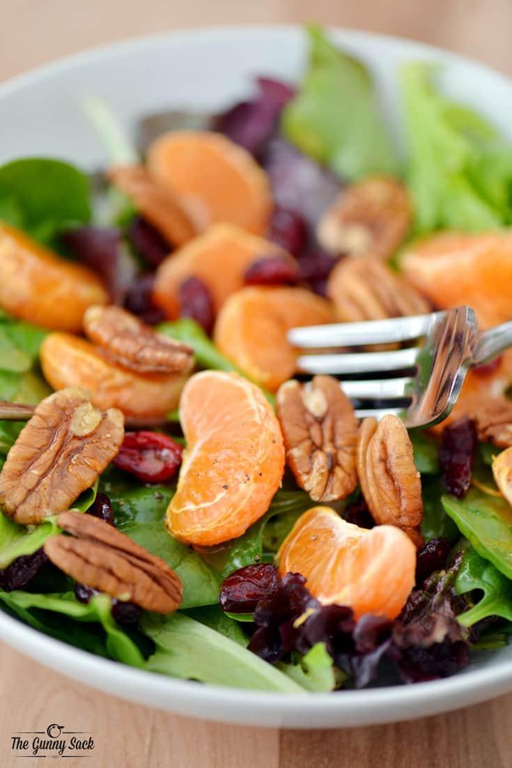 Citrus Salad Recipe - The Gunny Sack