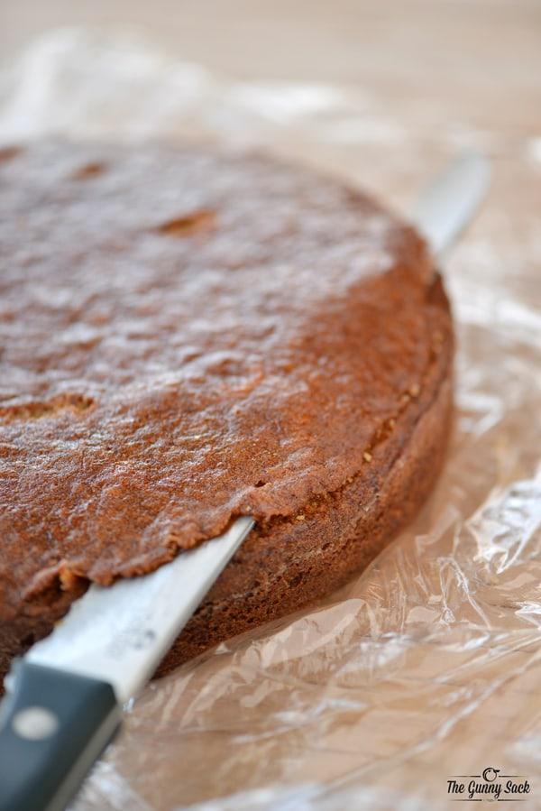 Level Carrot Cake