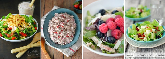 Salad Recipes | thegunnysack.com