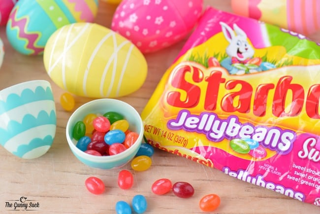Starburst Jellybeans Sweet and Sour