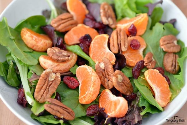Walnut Salad | thegunnysack.com