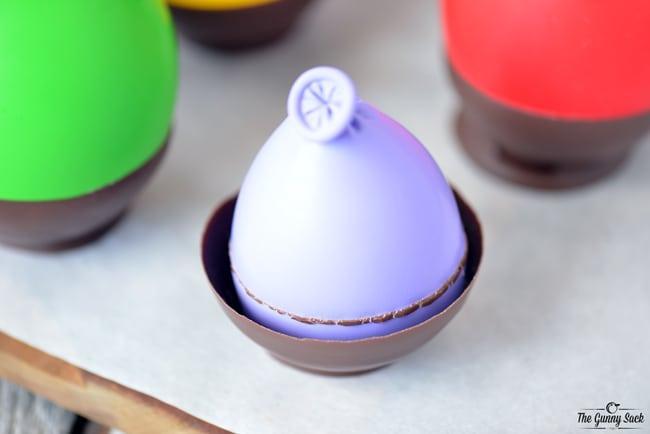 Chocolate Cups | thegunnysack.com