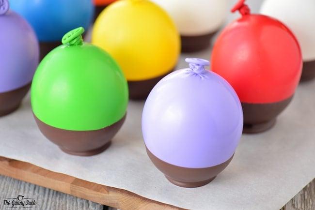 Chocolate Dessert Bowls | thegunnysack.com