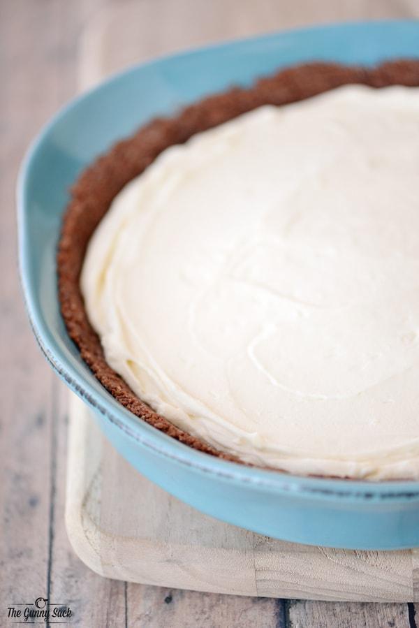Easy No Bake Cheesecake