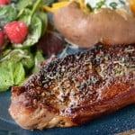 Easy Steak Dinner