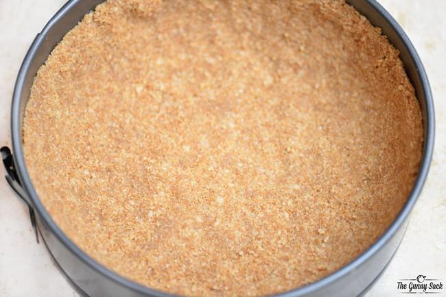 Macadamia Graham Cracker Crust