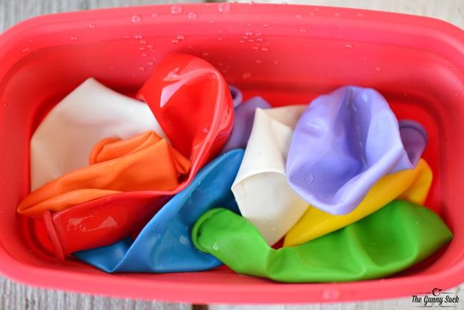 Wash Balloons | thegunnysack.com